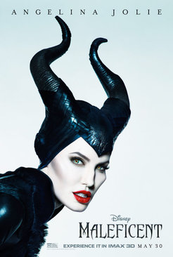 USA TODAY Disney's Maleficent Poster May 29, 2014